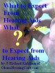 What to Expect from Hearing Aids and Wha 1.0